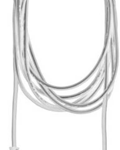 Bílý kabel s koncovkou pro žárovku Star Trading Cord Ute, délka 2,5 m