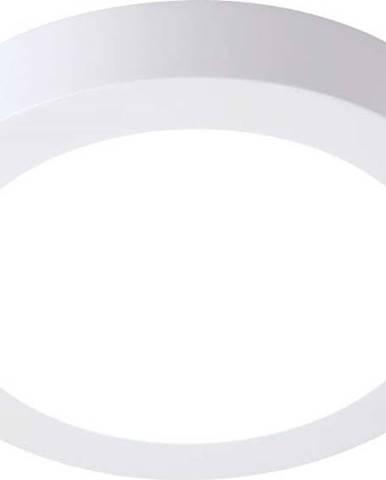 Bílé kruhové stropní svítidlo SULION, ø22,5cm