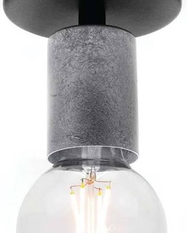 Stříbrné stropní svítidlo Bulb Attack Cero
