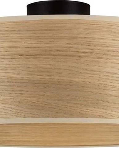 Stropní svítidlo z dubové dýhy Sotto Luce TSURI XL, ø 45 cm