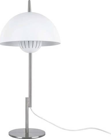 Bílá stolní lampa Leitmotiv Sphere Top,ø25cm