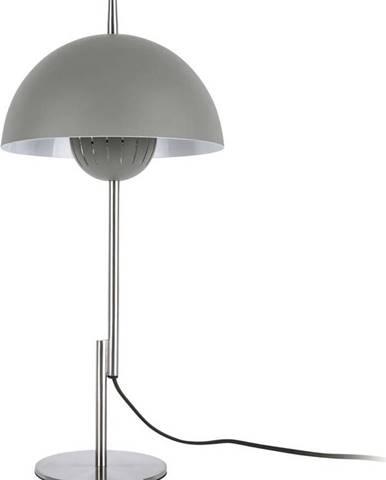 Tmavě šedá stolní lampa Leitmotiv Sphere Top,ø25cm