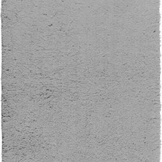 Světle šedá koupelnová předložka Wenko Belize, 120x70cm