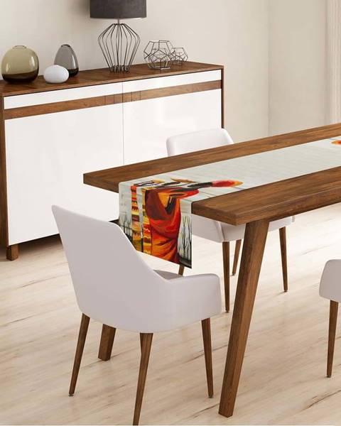 Minimalist Cushion Covers Běhoun na stůl Minimalist Cushion Covers African Design,45x140cm