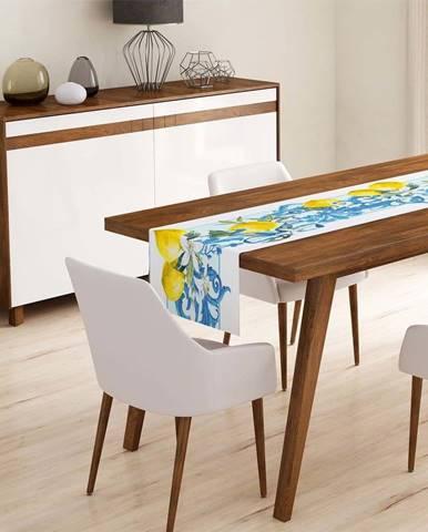 Běhoun na stůl Minimalist Cushion Covers Yellow Lemon,45x140cm