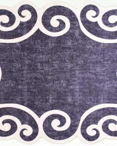 Koberec Vitaus Gunna Siyah, 80 x 120 cm