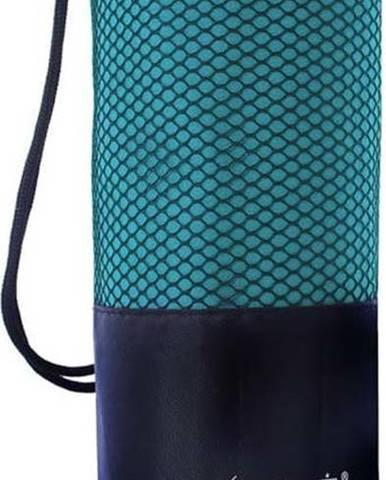 Sada 2 tyrkysových rychleschnoucích ručníků DecoKing EKEA, 30 x 50 cm