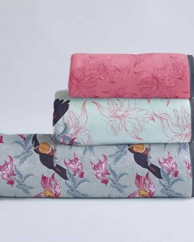 Sada 3 ručníků Madre Selva Toucan