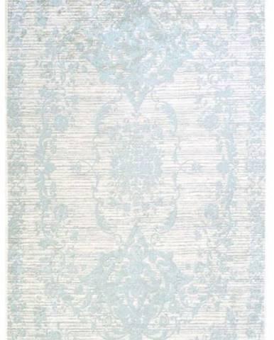 Tyrkysový koberec Vitaus Hali Gobekli, 80x150cm