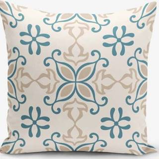 Povlak na polštář s příměsí bavlny Minimalist Cushion Covers Modern, 45x45cm