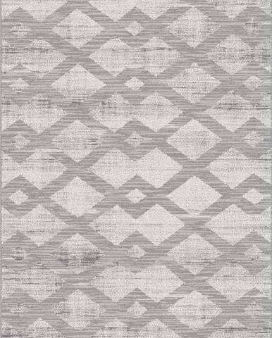 Šedý koberec Universal Adra, 115x160cm