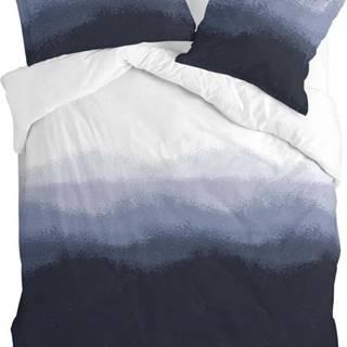 Bavlněný povlak na peřinu Blanc Nightfall, 140x200cm