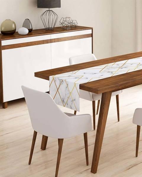 Minimalist Cushion Covers Běhoun na stůl z mikrovlákna Minimalist Cushion Covers Gartio, 45x140cm