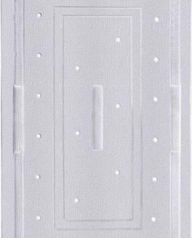 Bílá podložka do vany Wenko Florida, 90x36,5cm