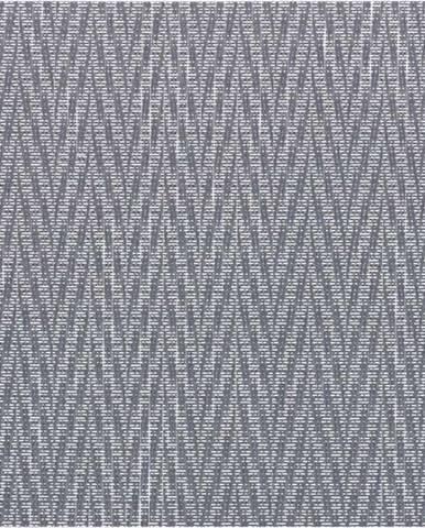 Šedé prostírání Tiseco Home Studio Chevron, 45 x 30 cm