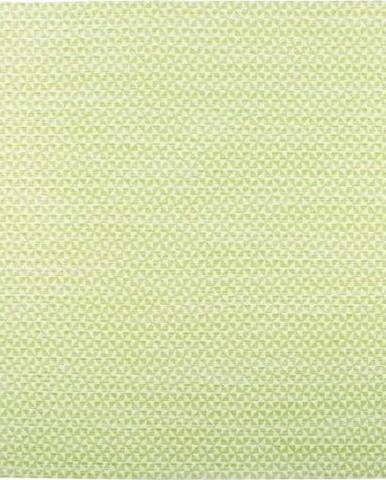 Světle zelené prostírání Tiseco Home Studio Melange Triangle, 30x45cm