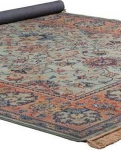 Zelený koberec Dutchbone Bid, 200x300cm