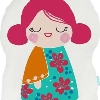 Bavlněný polštářek Moshi Moshi Cherry Blossom, 40x30cm