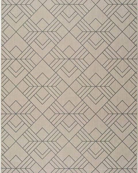 Universal Béžový venkovní koberec Universal Silvana Caretto, 160x230cm