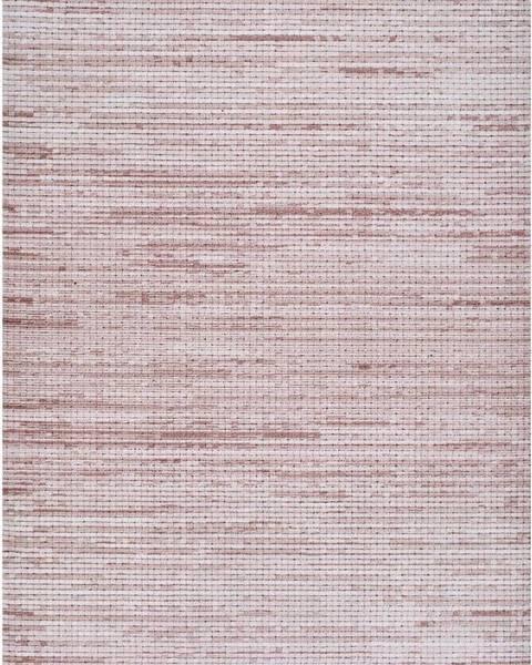 Universal Červený venkovní koberec Universal Vision, 140 x 200 cm
