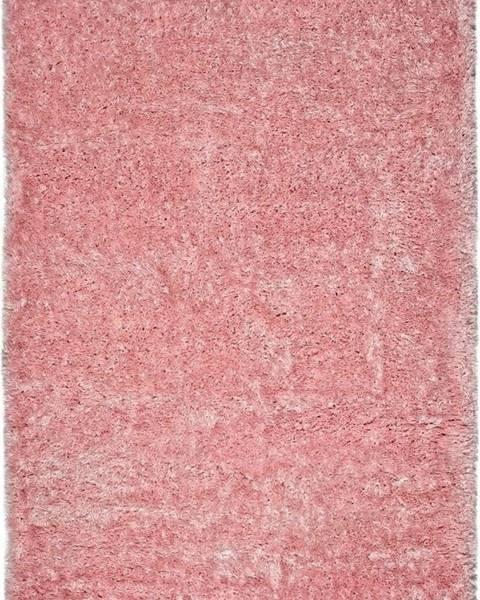 Universal Růžový koberec Universal Aloe Liso, 80 x 150 cm