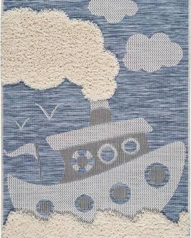 Dětský koberec Universal Chinki Boat, 115 x 170 cm