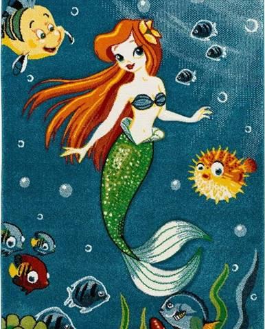 Dětský koberec Universal Kinder Mermaid, 120 x 170 cm