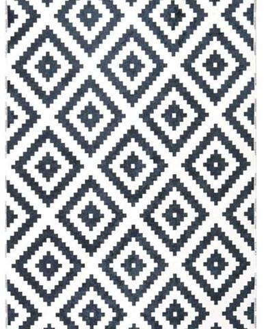 Koberec Vitaus Hali Art Siyah, 50x80cm
