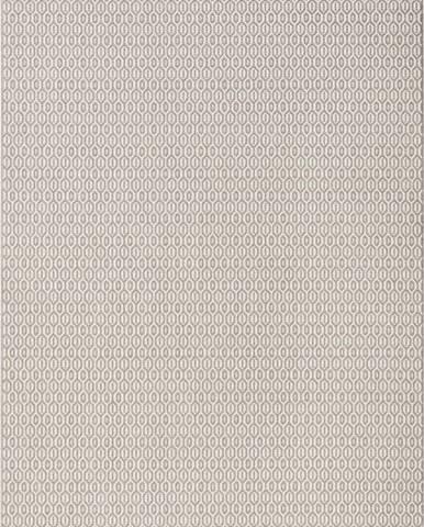 Šedý venkovní koberec Bougari Coin, 140x200cm