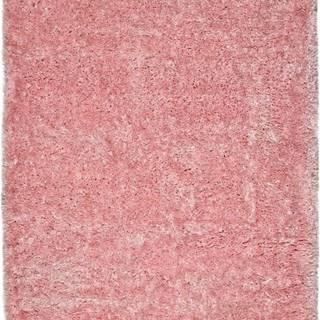 Růžový koberec Universal Aloe Liso, 80 x 150 cm