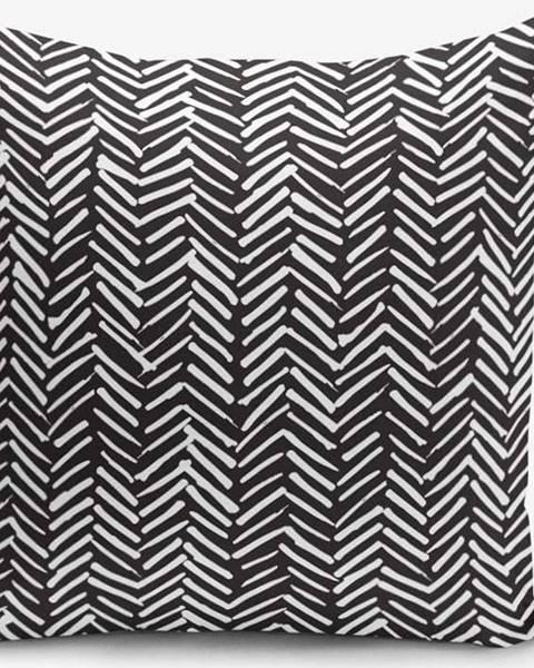Minimalist Cushion Covers Povlak na polštář s příměsí bavlny Minimalist Cushion Covers Scandi, 45 x 45 cm