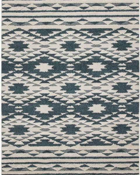 Asiatic Carpets Zelený koberec Asiatic Carpets Taza, 160 x 230 cm