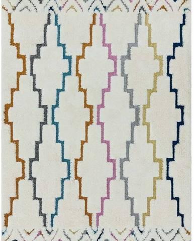 Béžový koberec Asiatic Carpets Trellis, 80 x 150 cm