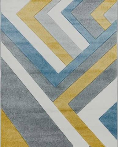 Koberec Asiatic Carpets Linear Multi, 120 x 170 cm