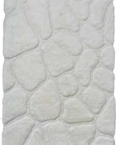 Krémový ručně vázaný koberec Think Rugs Noble House,120x 170cm