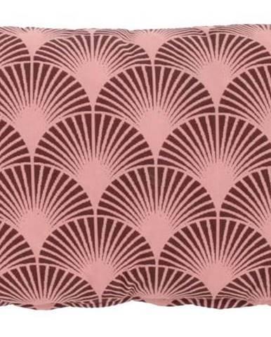 Růžový zahradní polštář Hartman Yara, 30x50cm