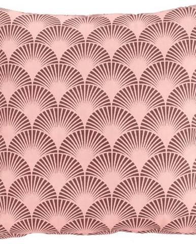 Růžový zahradní polštář Hartman Yara, 50x50cm