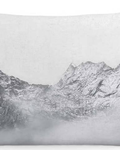 Sada 2bavlněných povlaků napolštář Blanc Alaska, 50x75cm