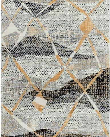Šedý koberec Asiatic Carpets Omar, 160 x 230 cm