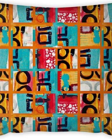 Povlak na polštář Vitaus Multi Freso, 43 x 43 cm