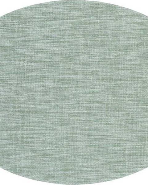 Tiseco Home Studio Zelené prostírání Tiseco Home Studio Oval, 46 x 33 cm