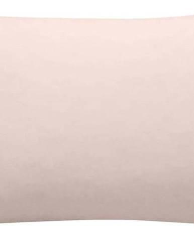 Světle růžový bavlněný povlak napolštář Happy Friday Basic, 50x30cm