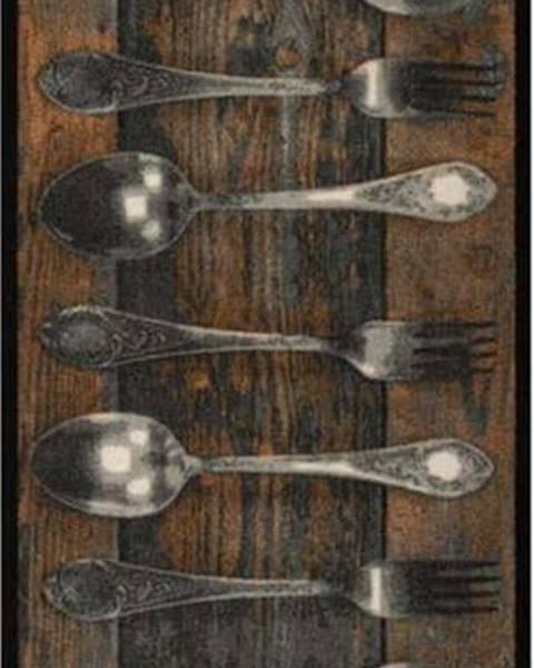 Zala Living Kuchyňský běhoun Bougari Cook & Clean Spoony, 150 x 50 cm