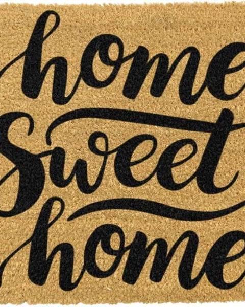Artsy Doormats Rohožka z přírodního kokosového vlákna Artsy Doormats Home Sweet Home,40x60cm