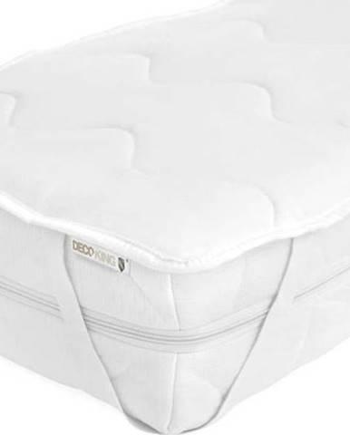 Ochranný potah na matraci na jednolůžko z mikrovlákna DecoKing Lightcover, 80x200cm