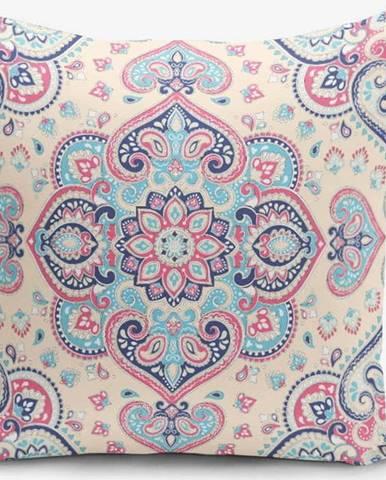 Povlak na polštář s příměsí bavlny Minimalist Cushion Covers Damaq, 45 x 45 cm