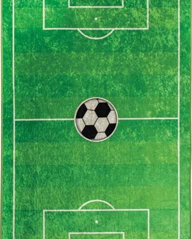 Dětský koberec Football, 100x160cm