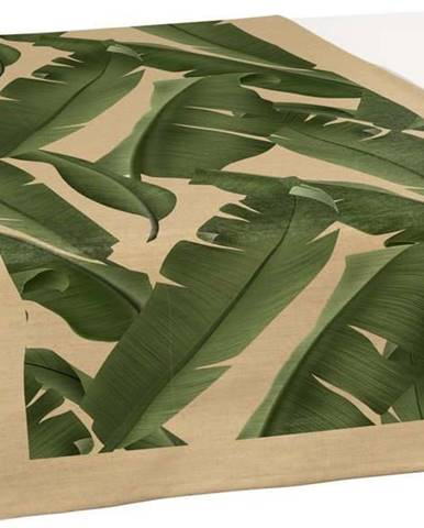 Sada 2 běhounů na stůl Linen Couture Musa Banana