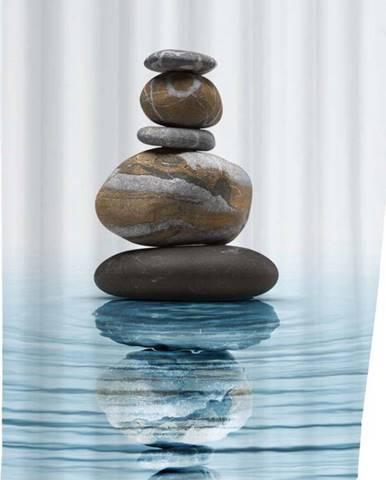 Sprchový závěs Wenko Balance, 180x200cm