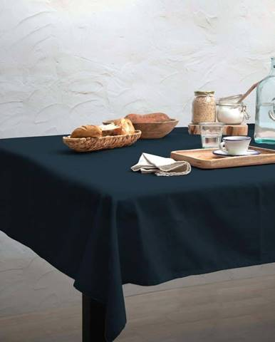 Ubrus Linen Couture Deep Blue, 140 x 140 cm